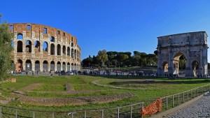 Le 10 cose più belle da vedere a Roma - Colosseo e Arco di Costantino
