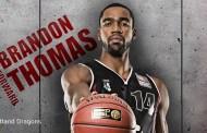 Brandon Thomas kehrt zurück in die BBL