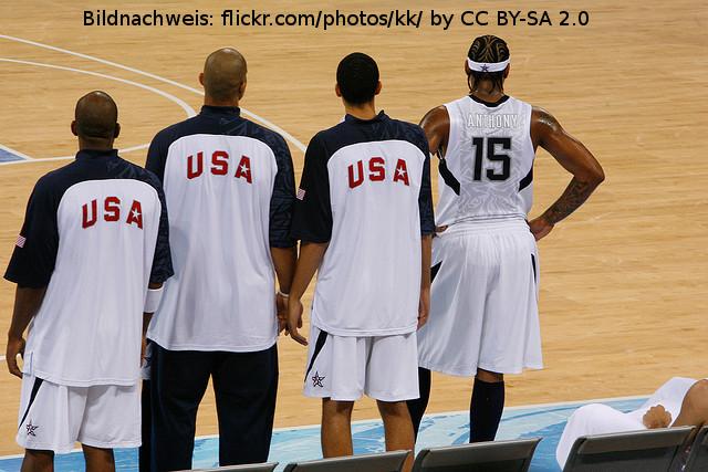 Team USA für Olympia steht fest