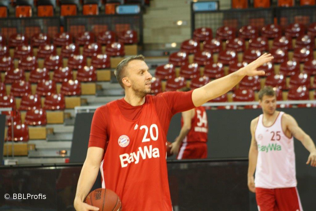 Dusko Savanovic verlässt den FC Bayern Basketball