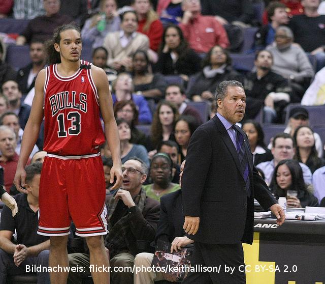 Bulls wollen Joakim Noah binden