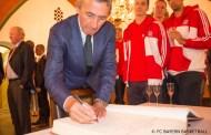 Das Comeback von Svetislav Pesic als Headcoach ist perfekt