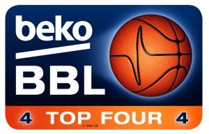 Beko BBL Top Four Logo