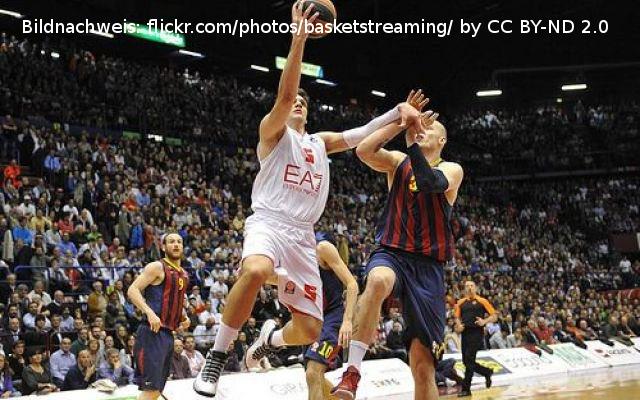 Olimpia Milano verpflichtet Forward mit NBA Erfahrung