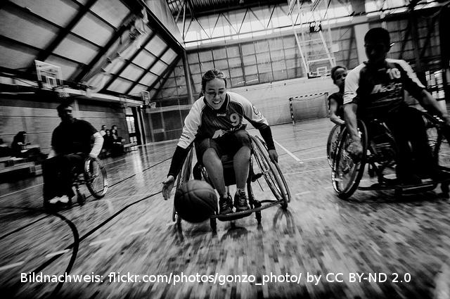 Rollstuhlbasketball – ein faszinierender Sport
