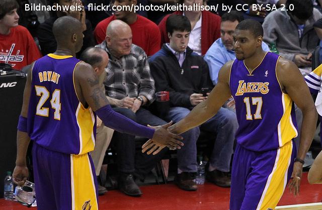 Kobe Bryant schreibt NBA-Geschichte