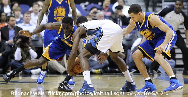 Golden State Warriors stellen NBA-Rekord ein
