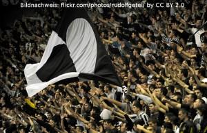 Partizan Belgrad Fans