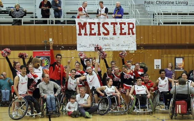 USC München Meister