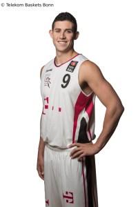 Telekom Baskets Bonn - Angelo Caloiaro