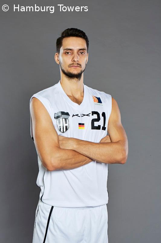 Profi der Hamburg Towers beendet Basketballkarriere