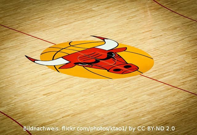 Das United Center – Heimat der Bulls