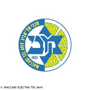 Euroleague 2015-2016 - Logo MACCABI ELECTRA TEL AVIV