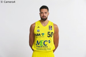 ALBA BERLIN 2015 2016 - Mitchell Watt