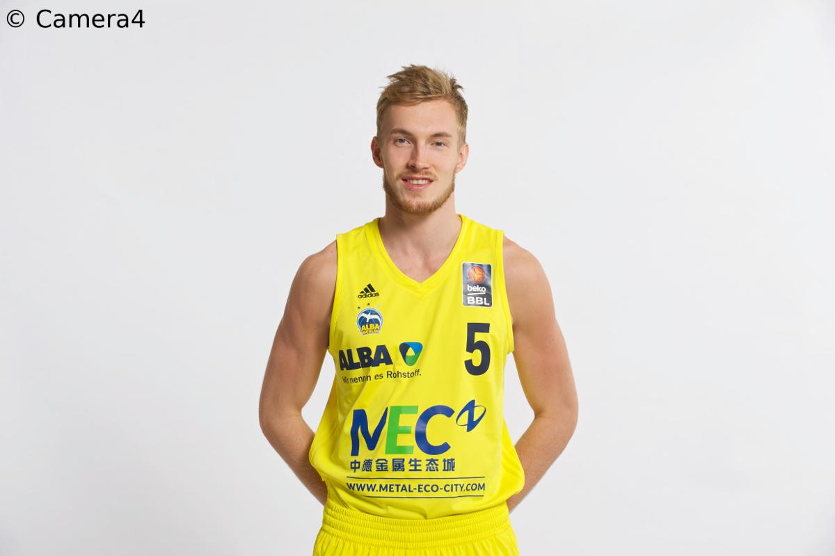 Nationalspieler Niels Giffey fällt weiterhin aus