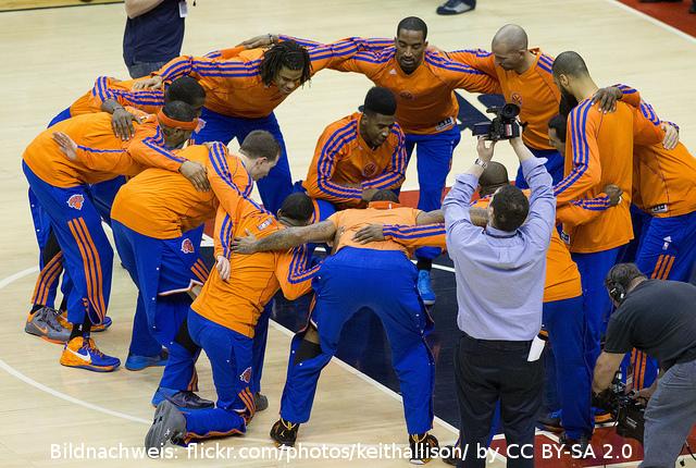 Verlässt Derrick Williams die New York Knicks?