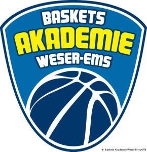 Logo Baskets Akademie Weser-Ems OTB