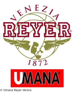 Logo Umana Reyer Venice