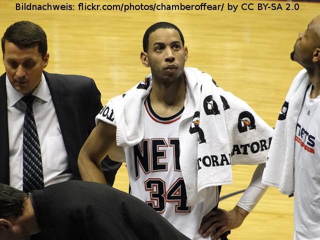 NBA - Devin Harris