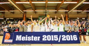ProB Meister 2015-2016