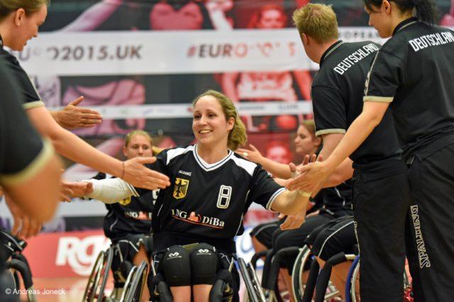 Bronzemedaille für die deutsche Damen-Nationalmannschaft