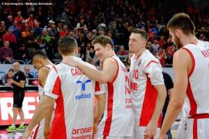 Brose Bamberg - Team