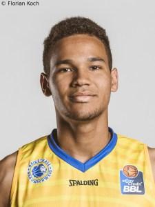 Basketball Löwen Braunschweig - Samuel Mpacko