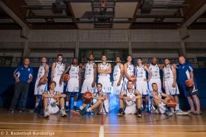 DE - Teamfoto - FC Schalke 04 Basketball