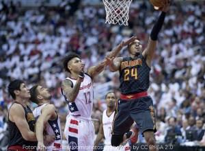US - Action - Atlanta Hawks - Kent Bazemore