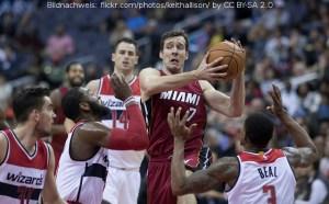 US - Action - Miami Heat - Goran Dragic