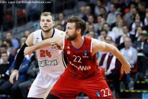 DE - Action - FC Bayern Basketball - Danilo Barthel