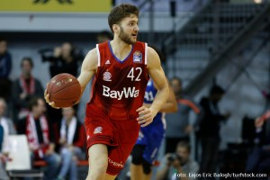 DE - Action - FC Bayern Basketball - Maxi Kleber