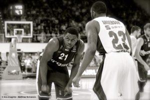DE - Brose Bamberg- Darius Miller - Action - EuroLeague