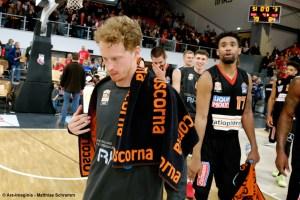 DE - ratiopharm ulm - Team - Spiel in Bamberg