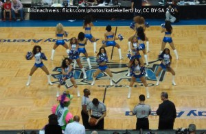 US - Action - The Orlando Magic Dancers