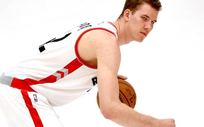 Camp, NBA und Nationalmannschaft – Big Man Jakob Pöltl im Interview