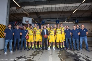 DE - Portrait - ALBA BERLIN Team 20172018 1