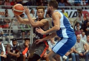 DE - Action - FC Bayern Basketball - Jared Cunningham