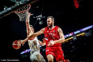 EuroBasket 2017 - Action - Serbien - Milan Macvan