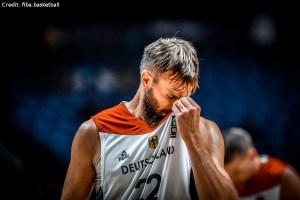 Eurobasket 2017 - Action - Deutschland - Danilo Barthel