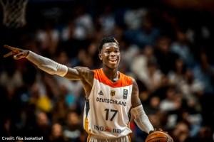 Eurobasket 2017 - Action - Deutschland - Dennis Schröder