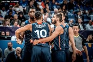 Eurobasket 2017 - Action - Frankreich - Evan Fournier
