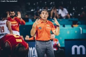 Eurobasket 2017 - Action - Spanien - Sergio Scariolo