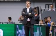 Fans der Basketball Löwen kämpfen um Cheftrainer Frank Menz