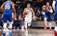 Jeremy Lin auf dem Weg zu den Toronto Raptors