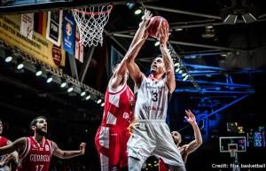 FIBA Qualifikation - Deutschland - Dominic Lockhart
