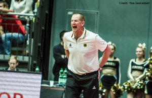 FIBA WM-Qualifikation - Deutschland - Trainer - Henrik Rodl