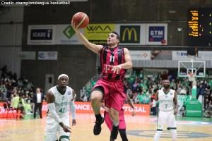 Champions League - Telekom Baskets Bonn - Anthony Dileo