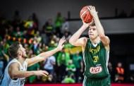Litauischer Nationalspieler Giedraitis vor Wechsel nach Berlin
