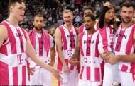 Telekom Baskets Bonn geben Erlös der Trikotversteigerung bekannt